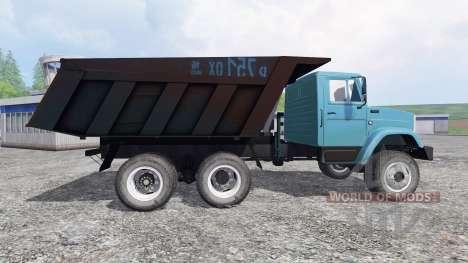 ZIL-MMZ-4520 v3.0 pour Farming Simulator 2015