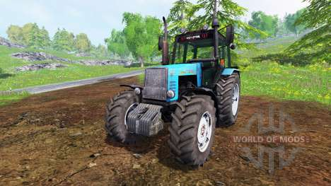 MTZ-1221 Belarus SAREx für Farming Simulator 2015