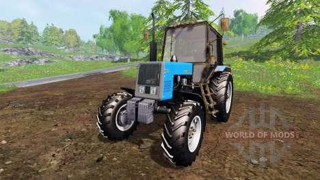 MTZ-892 Biélorussie v2.0 pour Farming Simulator 2015