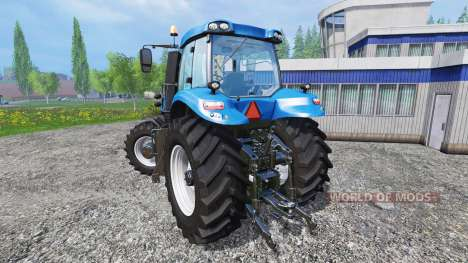 New Holland T8.320 [real engine] pour Farming Simulator 2015