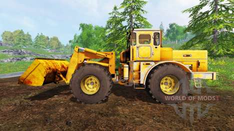 Der K-701 kirovec AP v2.0 für Farming Simulator 2015