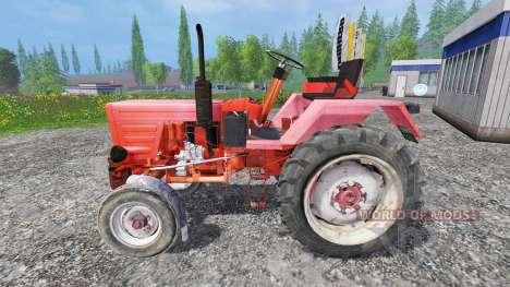 T-25 v1.0 pour Farming Simulator 2015