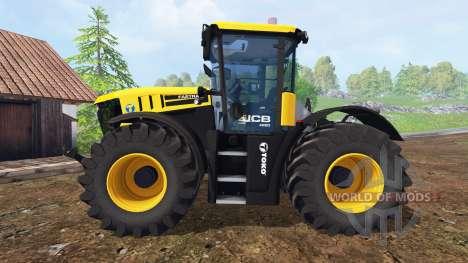 JCB 4220 v2.0 pour Farming Simulator 2015