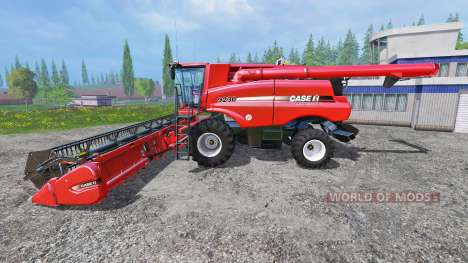 Case IH Axial Flow 9230 [multifruit] v2.0 pour Farming Simulator 2015