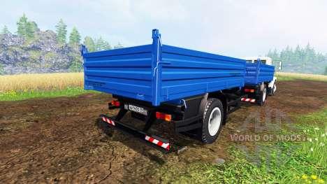 GAZ-SAZ-35071 [dump truck] für Farming Simulator 2015