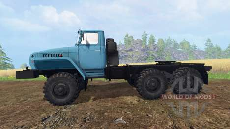 Ural-4320-1921-60M v1.1 für Farming Simulator 2015