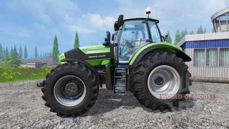 Deutz-Fahr Agrotron 7250 TTV [real engine] für Farming Simulator 2015