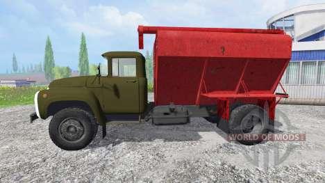ZIL-130 ZSK-100 pour Farming Simulator 2015