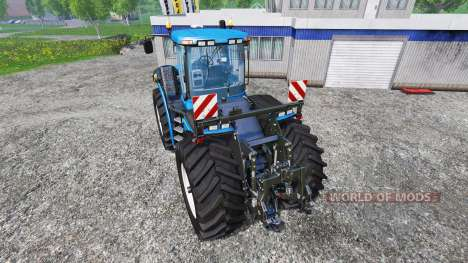 New Holland T9.560 [real engine] für Farming Simulator 2015