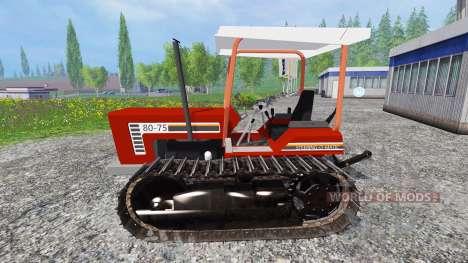 Fiat 80-75 pour Farming Simulator 2015