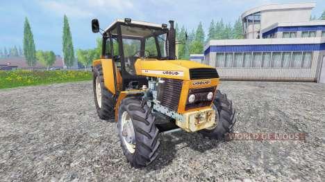 Ursus 914 Turbo [zolte] pour Farming Simulator 2015