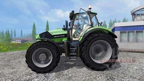 Deutz-Fahr Agrotron 7210 TTV v5.1 pour Farming Simulator 2015