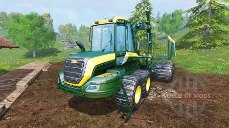 PONSSE Buffalo v1.1 für Farming Simulator 2015
