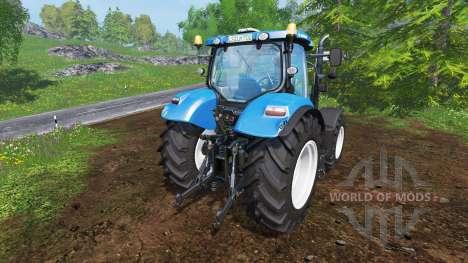New Holland T7.200 v1.0.2 für Farming Simulator 2015