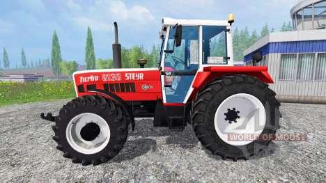 Steyr 8130A Turbo SK2 für Farming Simulator 2015