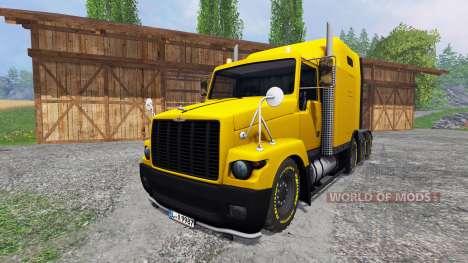 GAZ Titan v3.0 pour Farming Simulator 2015