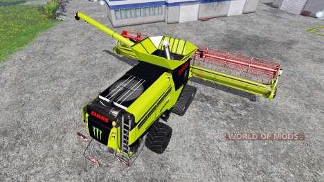 CLAAS Lexion 795 für Farming Simulator 2015