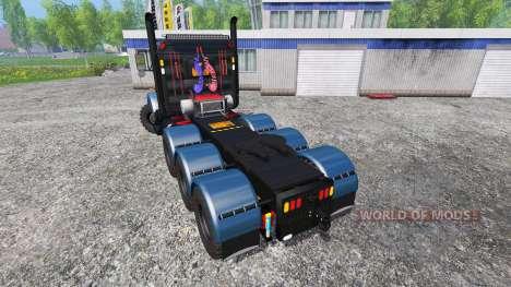 Kenworth T800 v1.1 pour Farming Simulator 2015