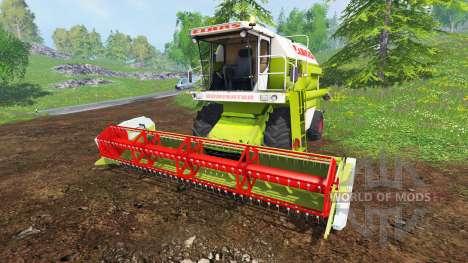 CLAAS Dominator 108SL [non-advanced] für Farming Simulator 2015