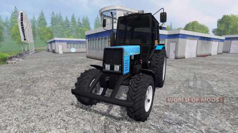 MTZ-892 pour Farming Simulator 2015