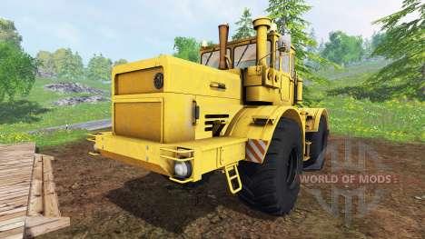 K-700A kirovec v1.1.0.8 für Farming Simulator 2015