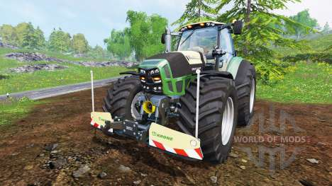 Deutz-Fahr Agrotron 7250 Warrior v9.0 für Farming Simulator 2015
