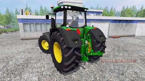John Deere 7270R pour Farming Simulator 2015