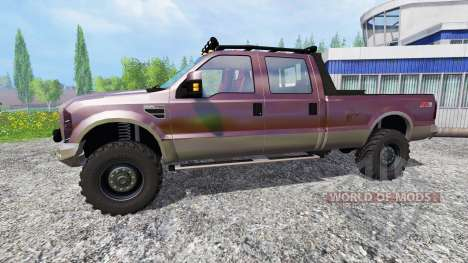 Ford F-250 [kingranch] pour Farming Simulator 2015