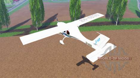 Jabiru J430 für Farming Simulator 2015