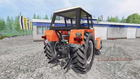 Ursus 914 Turbo [czerwone] für Farming Simulator 2015