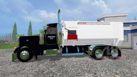 Peterbilt 379 [feed truck] pour Farming Simulator 2015