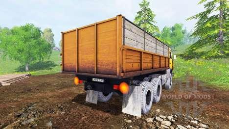 KamAZ-55102 v2.0 pour Farming Simulator 2015