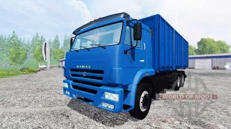 KamAZ-65117 für Farming Simulator 2015