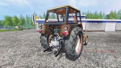 Ursus C-385 pour Farming Simulator 2015