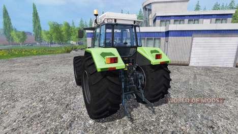 Deutz-Fahr AgroStar 6.81 v1.2 für Farming Simulator 2015