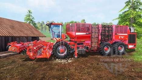 Holmer Terra Dos T4-40 pour Farming Simulator 2015