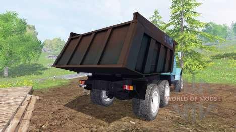 ZIL-133Д42 [MMP-4520] pour Farming Simulator 2015