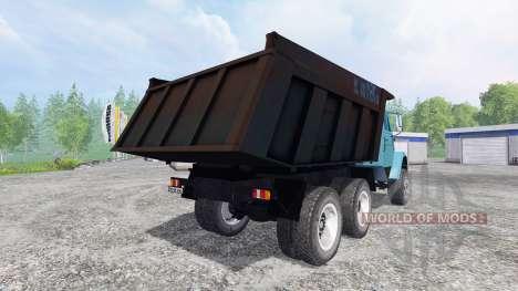 ZIL-MMZ-4520 v3.0 für Farming Simulator 2015