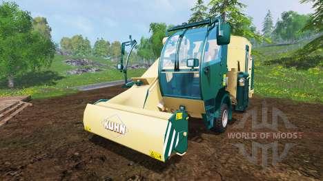 Kuhn SPV 14 für Farming Simulator 2015