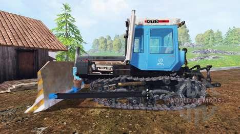 HTZ-181 v2.0 für Farming Simulator 2015