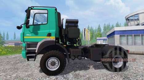 Tatra Phoenix T 158 4x4 für Farming Simulator 2015