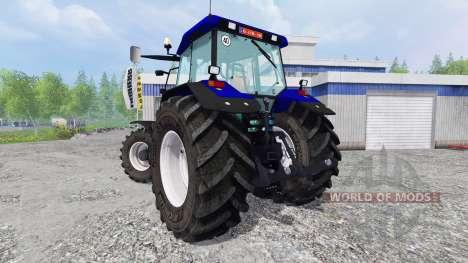 New Holland TM 190 [blue power] pour Farming Simulator 2015