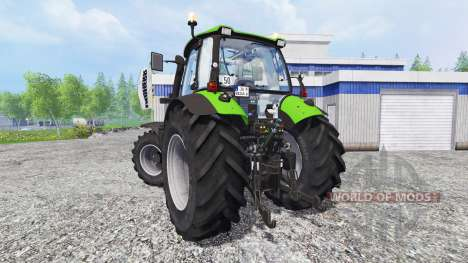 Deutz-Fahr Agrotron 120 Mk3 FL [washable] pour Farming Simulator 2015