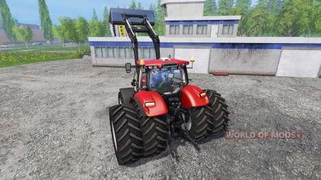 Case IH Puma CVX 165 FL v1.5 für Farming Simulator 2015