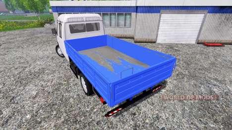 GAZ-331043 Valdai für Farming Simulator 2015