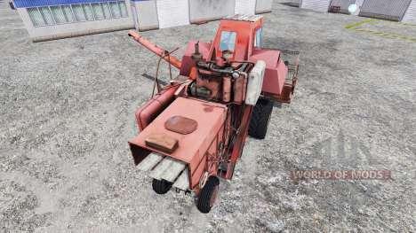 SK-6 Kolos v1.1 pour Farming Simulator 2015