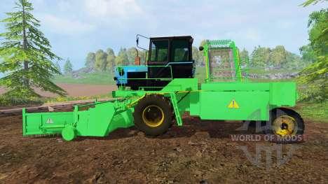 SPS-4.2 Et v3.31 pour Farming Simulator 2015