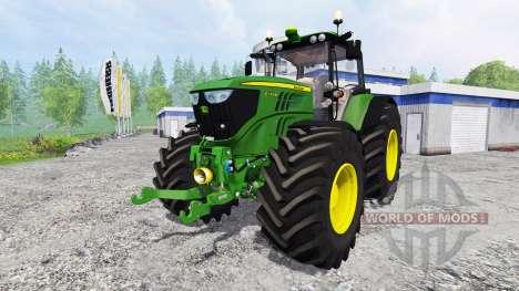 John Deere 6175M für Farming Simulator 2015