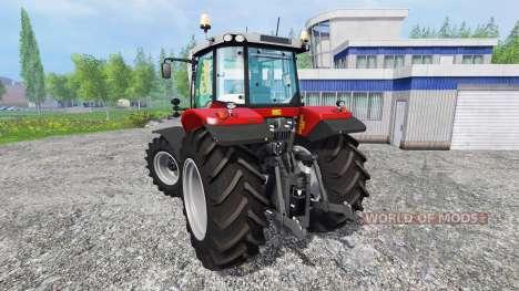 Massey Ferguson 7718 für Farming Simulator 2015
