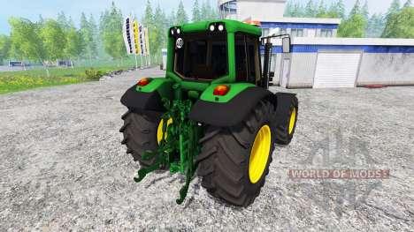 John Deere 6620 v3.0 pour Farming Simulator 2015